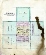 Goodell, Hancock County 1896